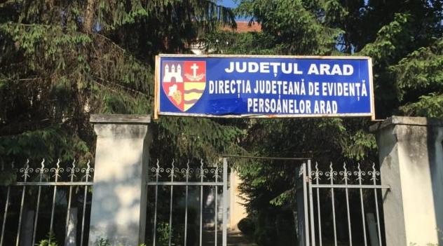Programul Direcţiei Judeţeane de Evidenţă a Persoanelor Arad în weekend
