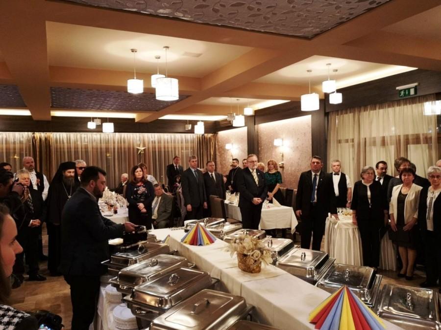 Ziua naţională a României, sărbătorită la Gyula, în Ungaria