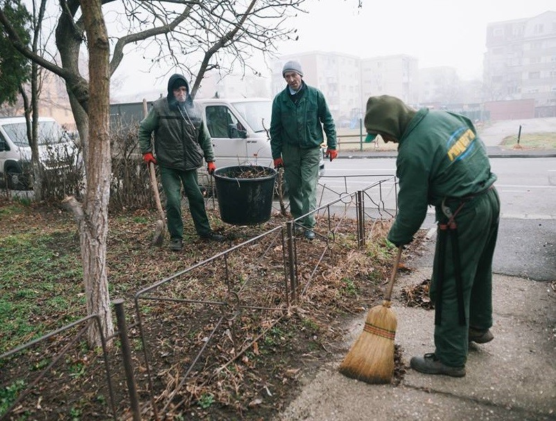 Începe curățenia de primăvară în Arad. Calendarul acțiunii în fiecare cartier