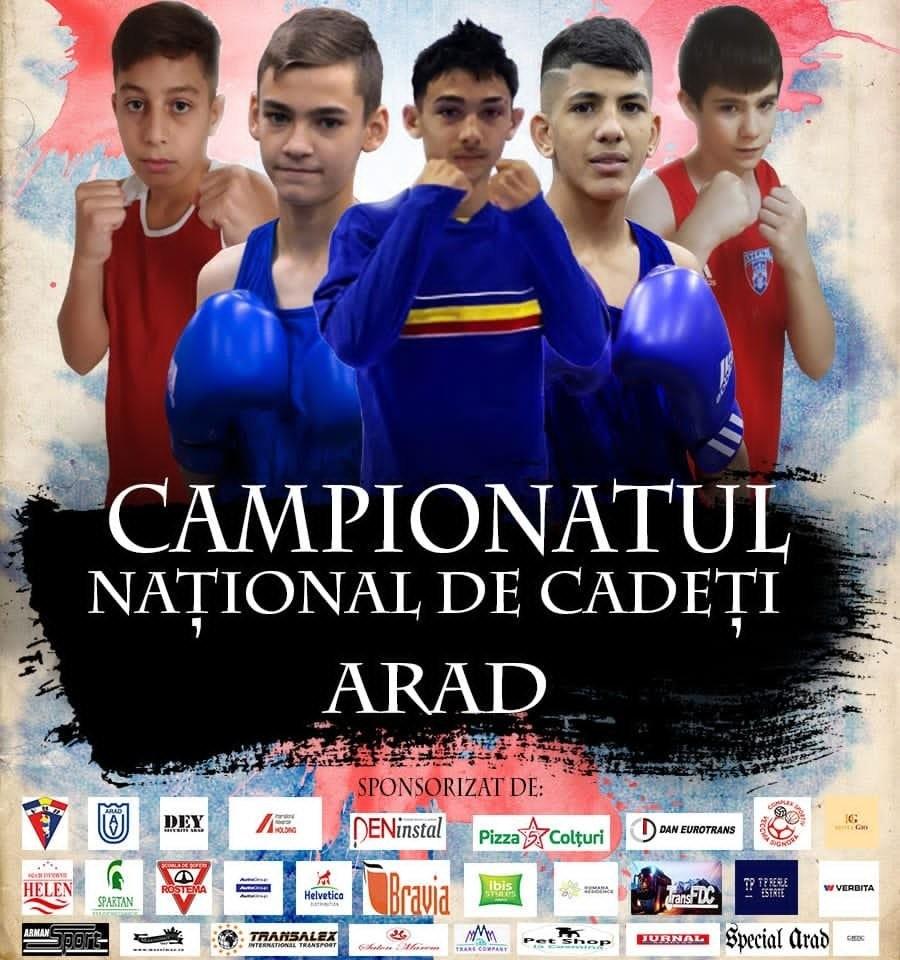 UAV găzduiește Campionatul Național de Cadeți Arad