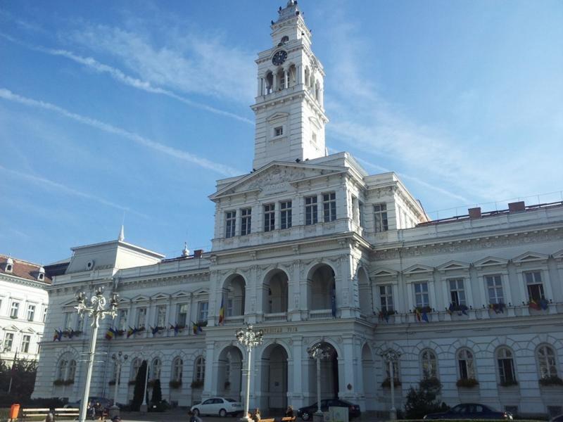 Activități de dezinsecție a Primăriei municipiului Arad