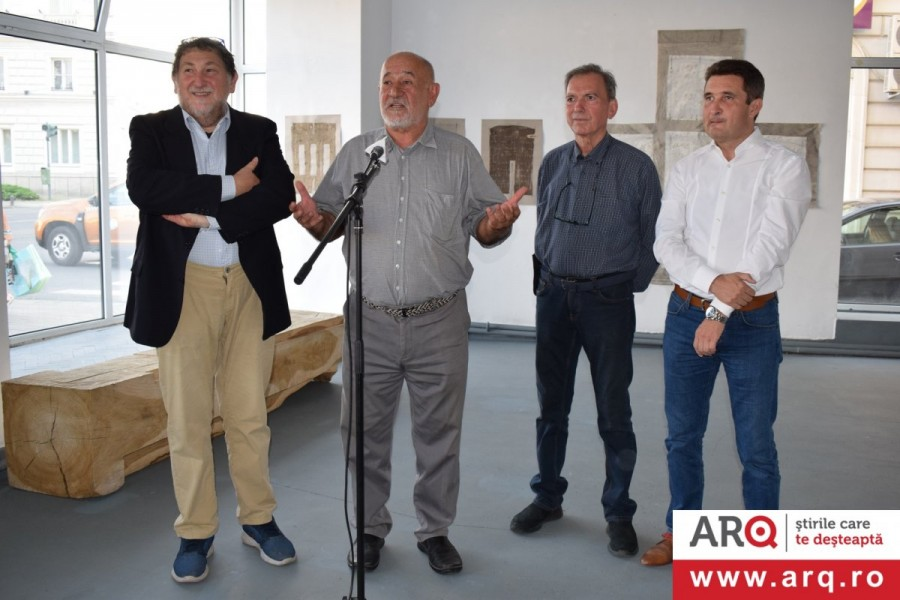 100 de ani de grafică italiană la Galeria DELTA