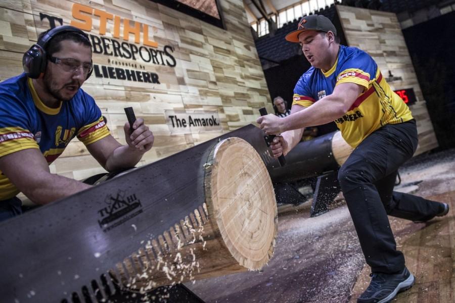 Noul campion național la tăiat lemne se va desemna astăzi la Zizin. Cser Szilard se luptă pentru păstrarea titluluiNoul campion național la tăiat lemne se va desemna astăzi la Zizin. Cser Szilard se luptă pentru păstrarea titlului
