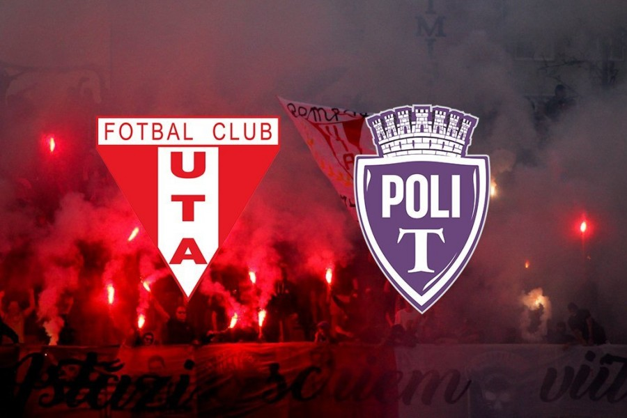Care este preţul biletelor pentru UTA-Poli derbyul vestului de duminică