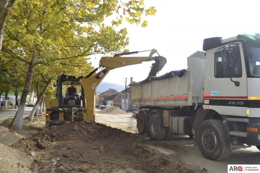 Comuna Gurahonț are noi proiecte în derulare, dar și proiecte de viitor