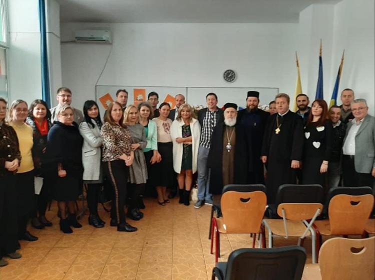 Ziua Recoltei - Ziua Mulțumirii la Colegiul Economic Arad