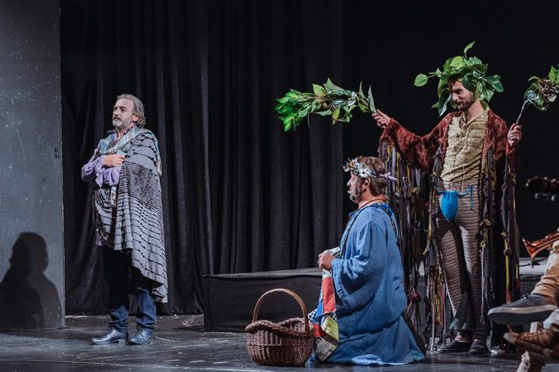 Piese în regia lui Bendeac la Festivalul Internațional de Teatru