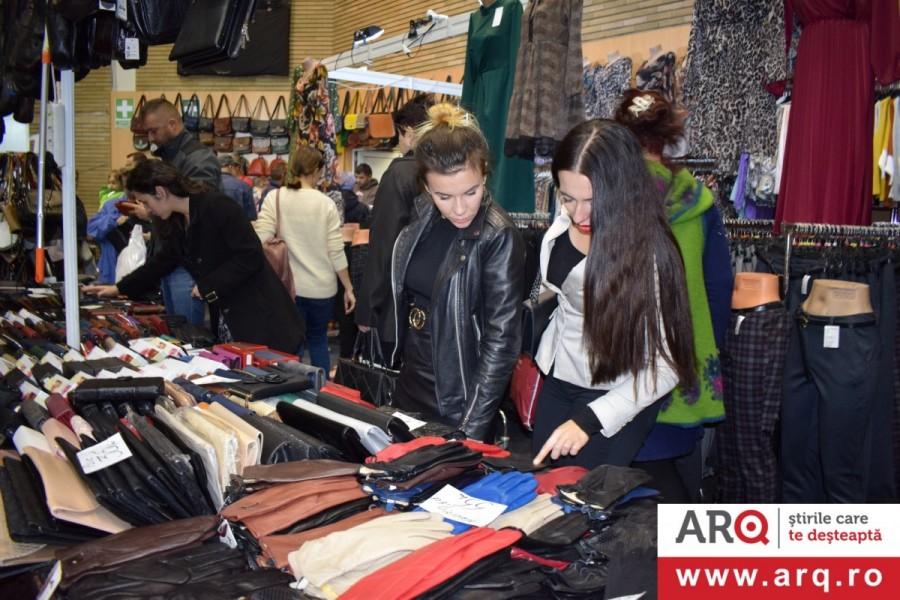 EXPOTEXSTIL a revenit la Arad cu târgul de îmbrăcăminte si încălțăminte pentru sezonul rece