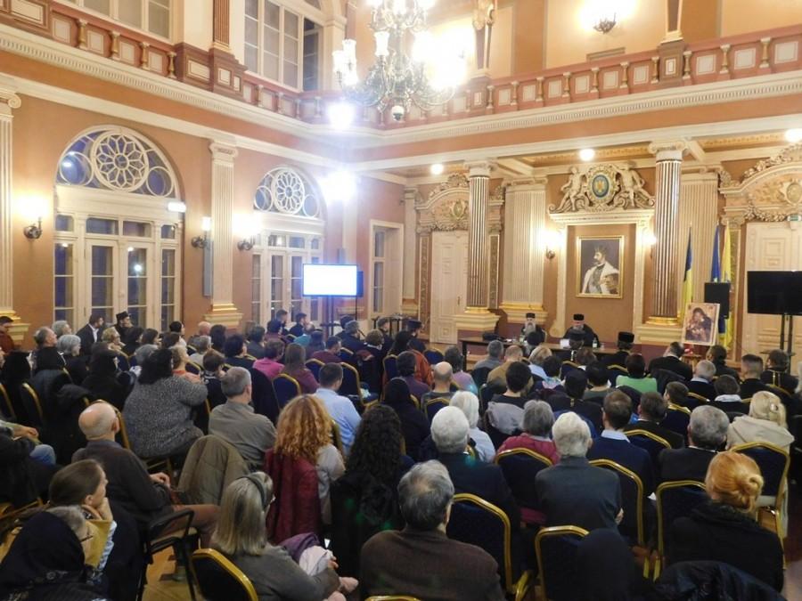 Conferință despre Spiritualitatea Filocalică Siriacă