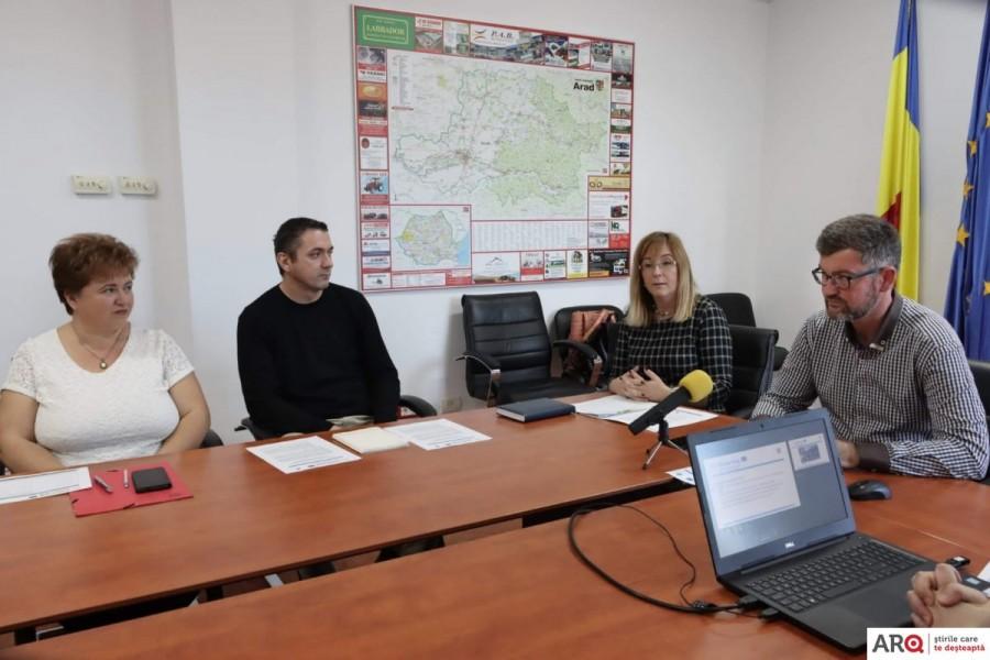 Parteneriatul Arad-Bekes deschide drumul unui viitor mai bun pentru ambele judeţe
