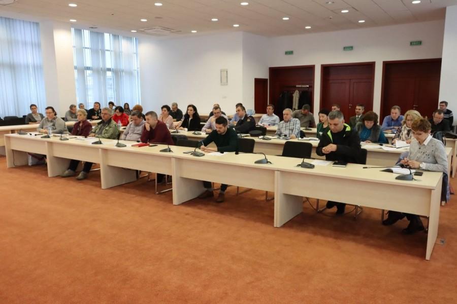 Ședință de lucru privind modificările legislative legate de avize și acorduri