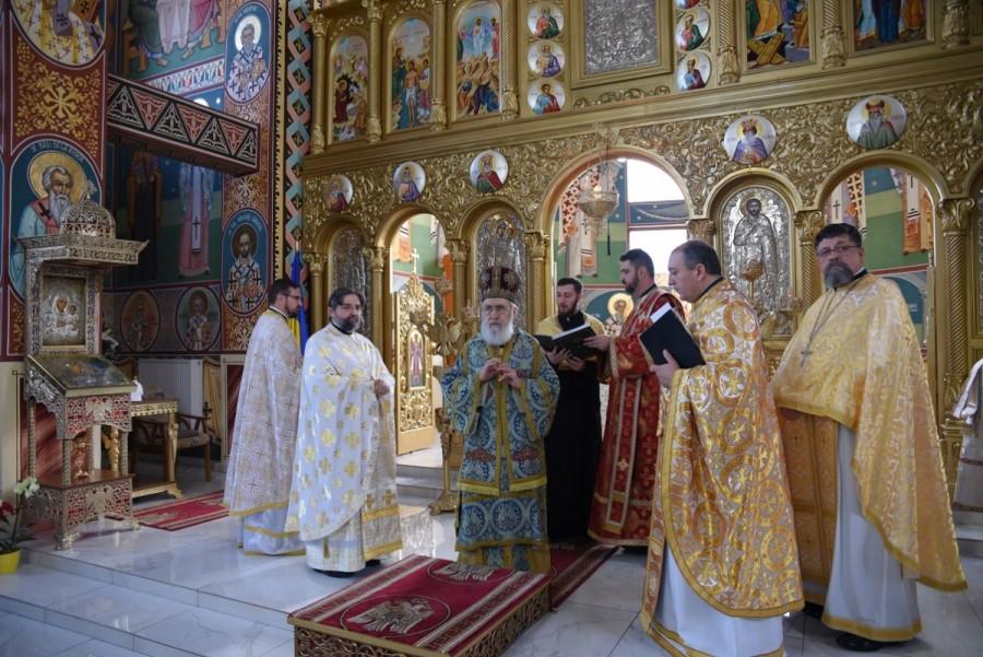 Sfântul Apostol Andrei, ocrotitorul Parohiei Arad-Micalaca Nouă – zona 300