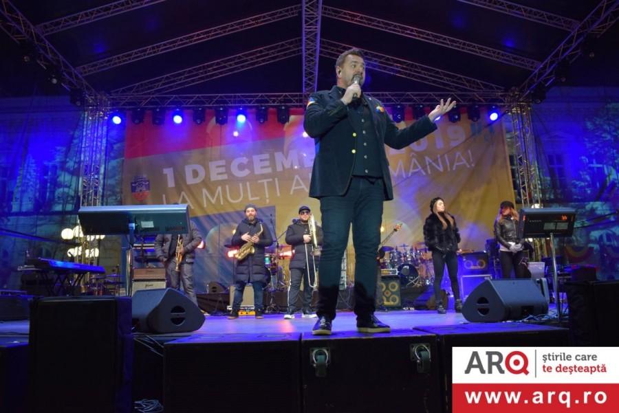 Concert dedicat Zilei Naționale a României la Arad