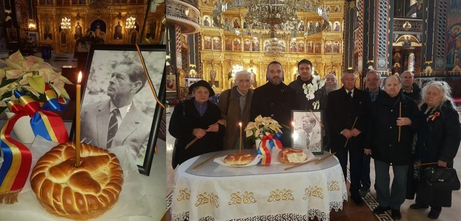 Parastas de doi ani pentru Regele Mihai, în Catedrala Arhiepiscopală din Arad