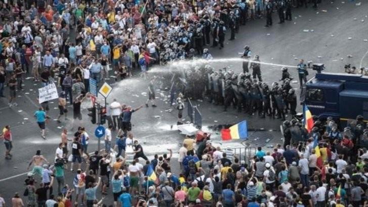 Ministrul de Interne: Convorbirile de la protestul Diasporei, DESECRETIZATE. Ce ordine s-au dat în 10 august?