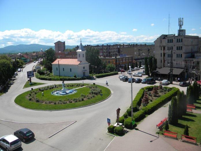 Masa pe roți de la Sebiș