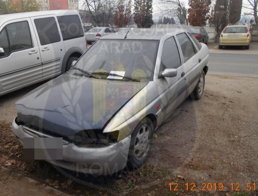 Câte mașini fără stăpân au fost găsite de polițiștii locali în ultimele săptămâni