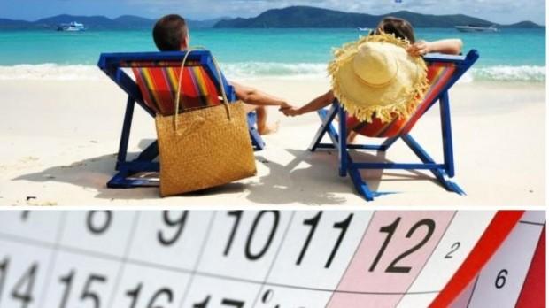 Calendarul zilelor libere și a sărbătorilor legale în 2020