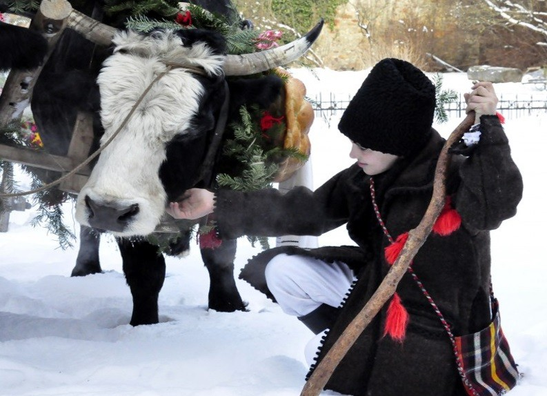 Tradiții și obiceiuri românești de Anul Nou