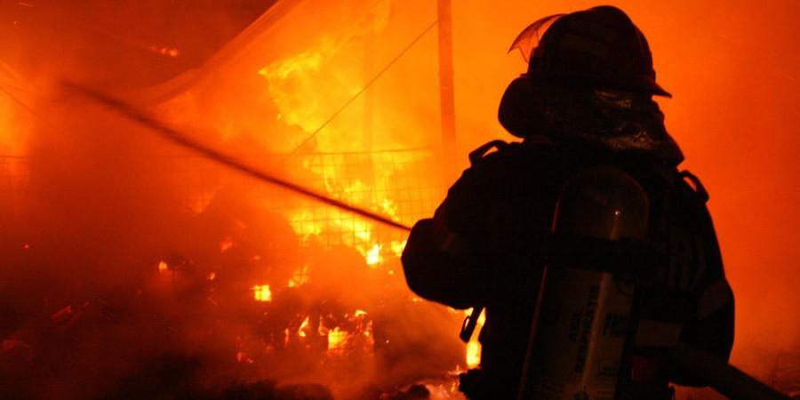 Incendiu la stăreția mănăstirii de maici de la Petru Vodă