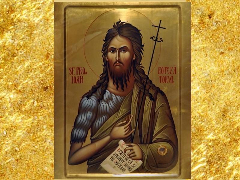 Soborul Sfântului Proroc Ioan Botezătorul și Înaintemergătorul Domnului