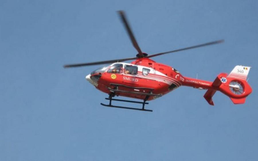 În sfârșit: elicopterul SMURD de la Arad va putea zbura și pe timp de noapte