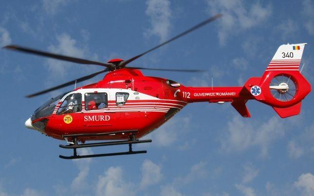 O veste foarte bună! Elicopterul SMURD de la Arad va zbura și pe timp de noapte