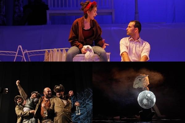 """Primul sfârșit de săptămână din """"Luna plină de teatru"""", provocator și interesant deopotrivă"""