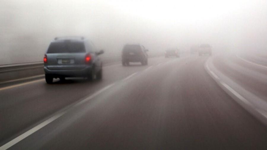 Atenție cum circulați! Cod galben de ceaţă densă, chiciură şi polei în 27 de județe