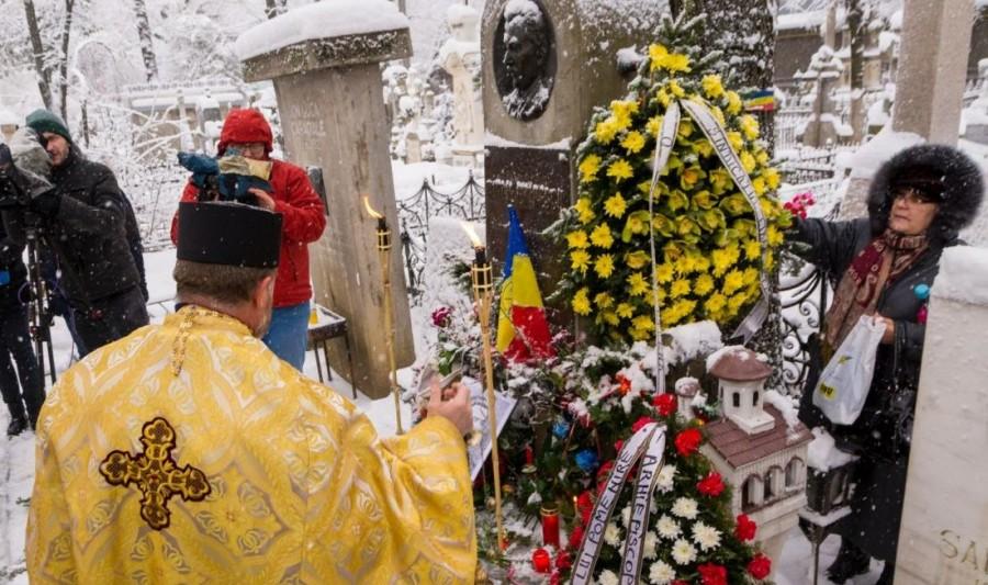 Slujbe de pomenire pentru Mihai Eminescu, la 170 de ani de la naștere