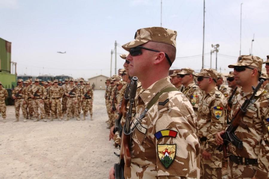 Diurne mai mari pentru militarii din teatrele de operații