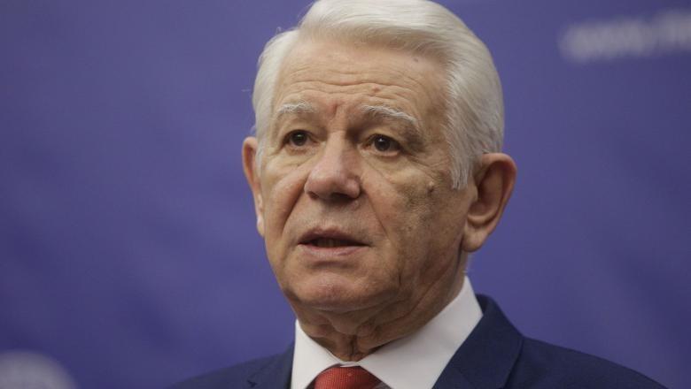 Președintele Senatului, Teodor Meleșcanu, cercetat de Institutul de Investigare a Crimelor Comunismului