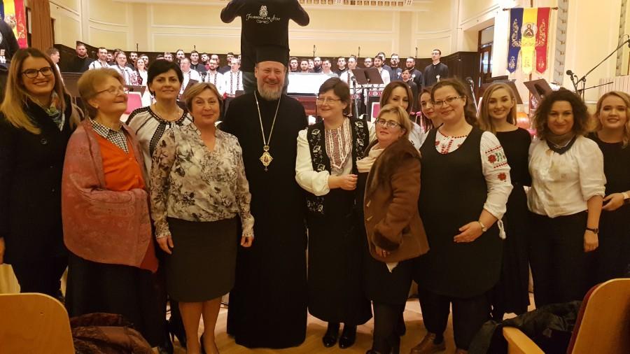 Din dragoste pentru copii: Aproape 35.000 de lei s-au strâns la Concertul organizat de Arhiepiscopia Aradului pentru reabilitarea Secției de Pediatrie