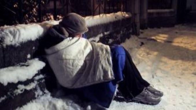 Situație dramatică în Ungaria. Zeci de oameni fără adăpost au murit de hipotermie