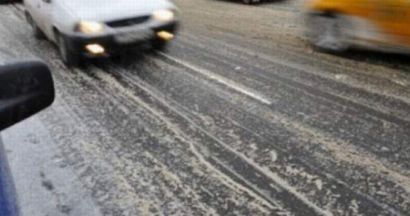 Atenție, șoferi! Cod galben de ploi şi polei pentru Transilvania şi Crişana