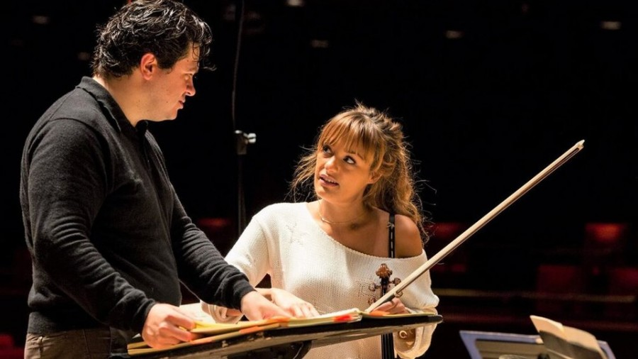 Cristian Măcelaru, al doilea dirijor român care câștigă un premiu Grammy