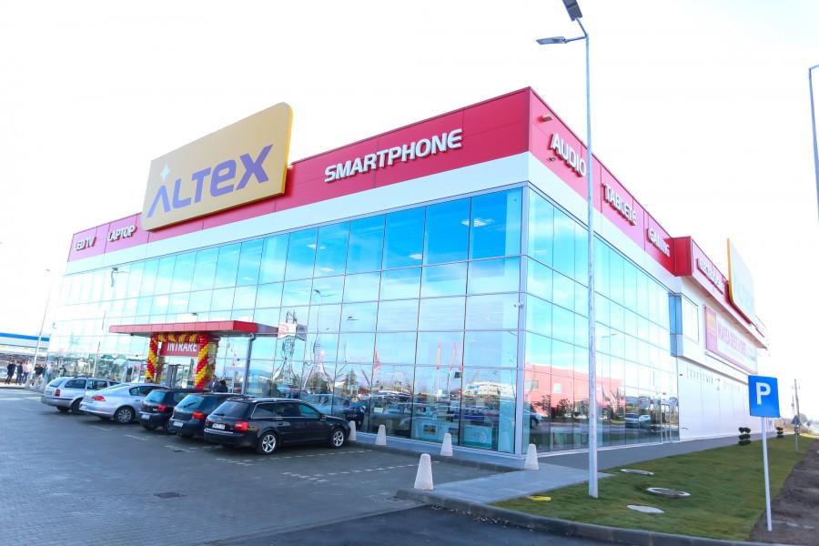 Liderul pietei electro-IT&C din Romania deschide cel mai mare magazin din retea la Arad