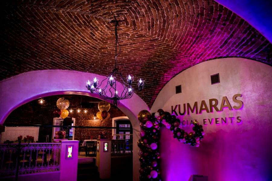 Kumaras Events, un local unic în Centrul Vechi al Aradului