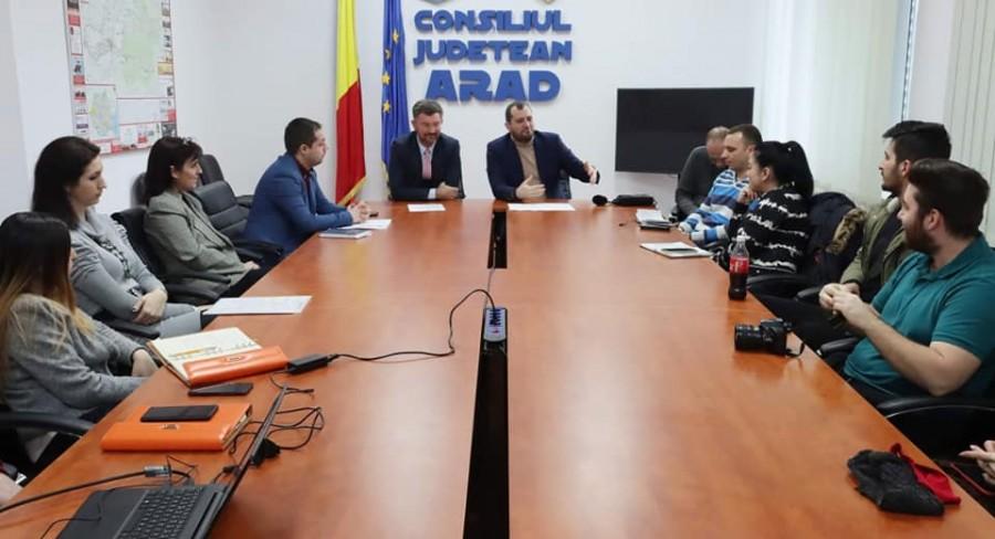 Consiliul Județean Arad lansează portalul turismului în Arad