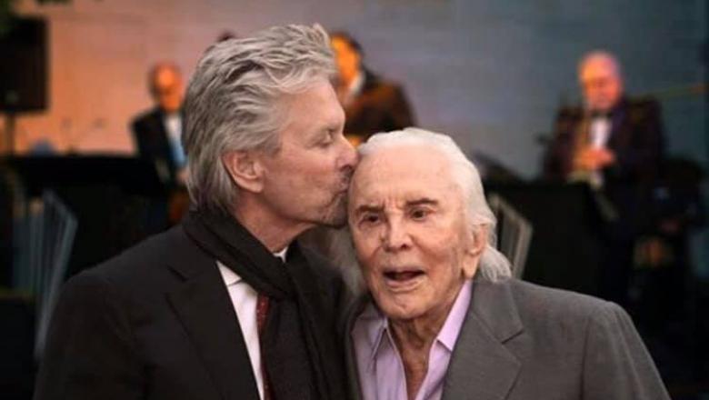 Kirk Douglas a murit la vârsta de 103 ani