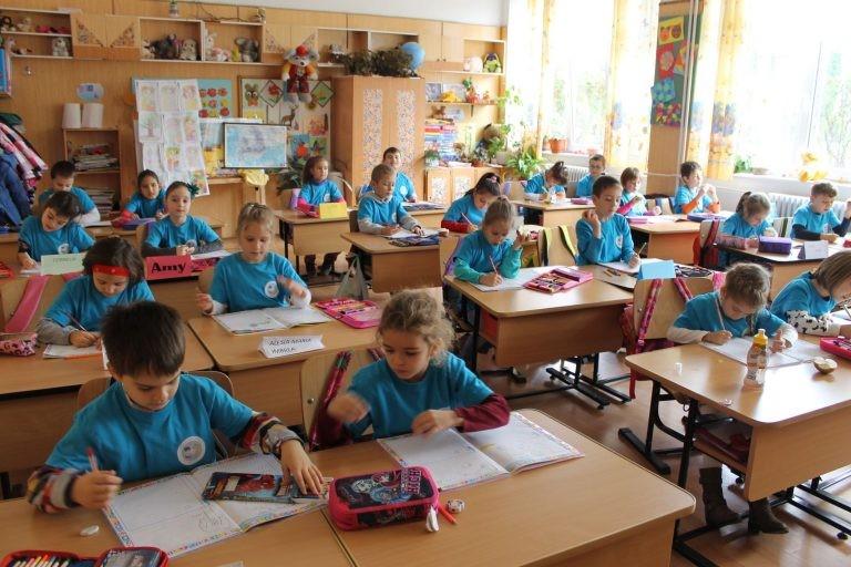 Calendarul înscrierii copiilor în clasa pregătitoare