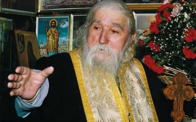 Părintele Ilie Cleopa va avea o casă memorială în satul natal