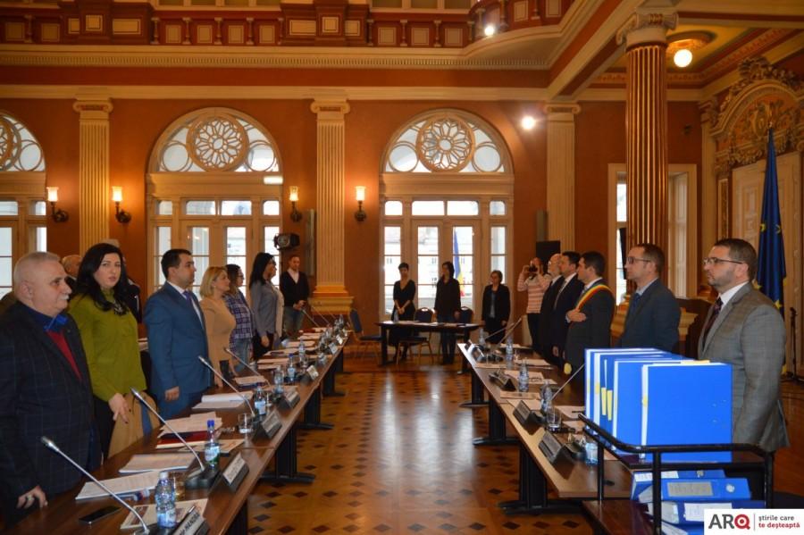 Studiul de fezabilitate pentru realizarea unui sistem de supraveghere video performant în Arad a fost aprobat