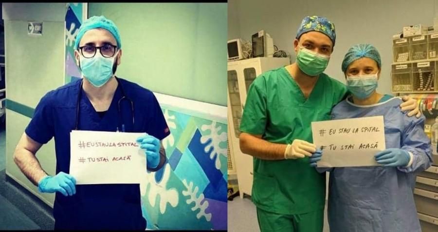Colegiul Medicilor: Să protejăm cadrele medicale și pe ceilalți angajați din sănătate!