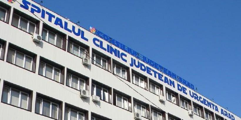 Cercetări 'in rem' la Spitalul Județean Arad, după decesul bărbatului de 64 de ani confirmat cu coronavirus