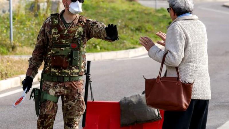 Noua Ordonanță Militară, publicată în Monitorul Oficial. Se interzice circulaţia tuturor persoanelor în afara locuinţei, cu unele excepții