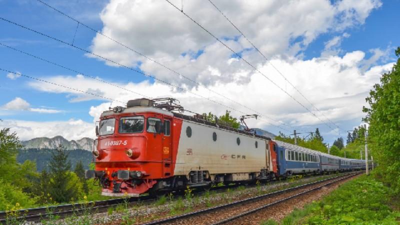Lista trenurilor suspendate începând de miercuri, 25 martie