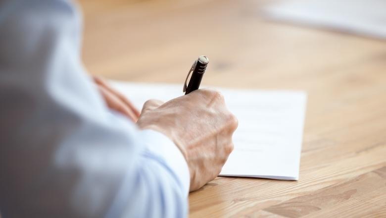 Declarația pe propria răspundere a fost simplificată - poate fi tipărită sau scrisă de mână. Descarcă documentele de aici