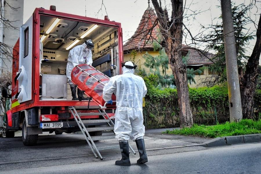 Coronavirus România, astăzi: 1.760 de cazuri confirmate, 169 vindecate, 40 de decese