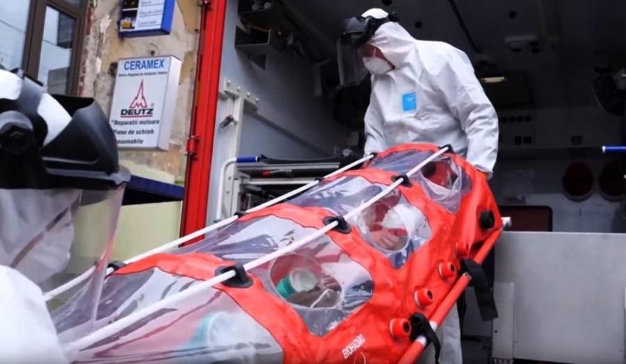 Coronavirus România, noul bilanț: 1.952 de cazuri confirmate, 180 vindecate, 44 de decese